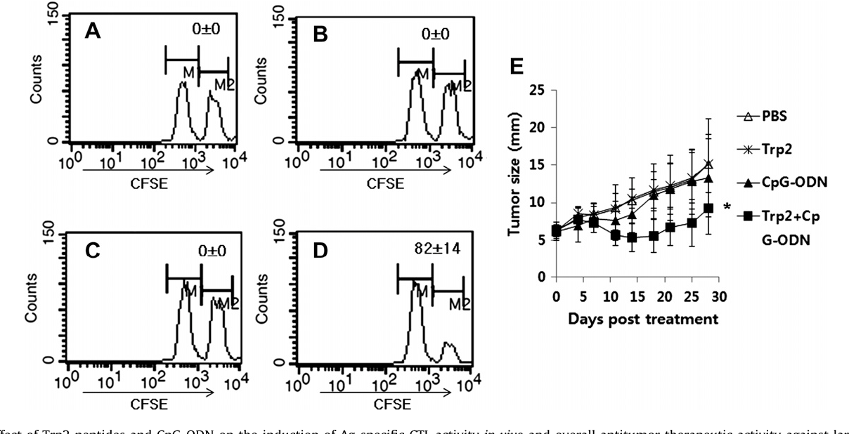 Figure 4 from Combined stimulation of TLR9 and 4 1BB