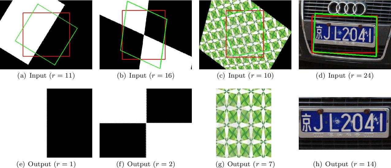 Figure 2 for TILT: Transform Invariant Low-rank Textures