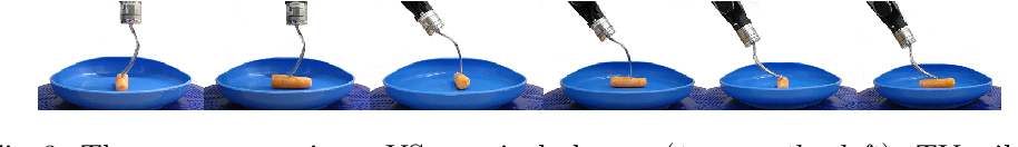Figure 3 for Robot-Assisted Feeding: Generalizing Skewering Strategies across Food Items on a Realistic Plate