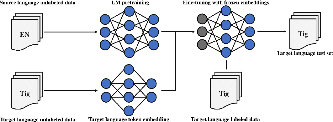 Figure 1 for Transferring Monolingual Model to Low-Resource Language: The Case of Tigrinya