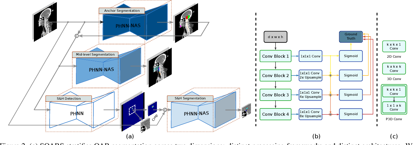Figure 3 for Organ at Risk Segmentation for Head and Neck Cancer using Stratified Learning and Neural Architecture Search