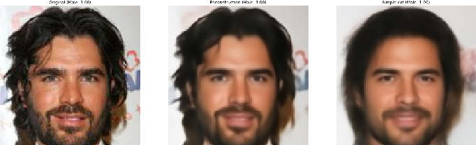 Figure 2 for Hierarchical Variational Autoencoder for Visual Counterfactuals