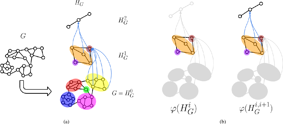 Figure 1 for Hierarchical Stochastic Graphlet Embedding for Graph-based Pattern Recognition
