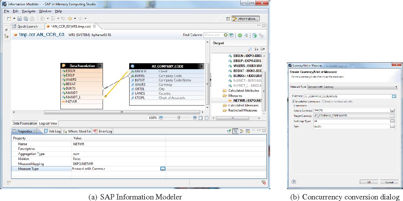 Figure 3 from SAP HANA database: data management for modern business