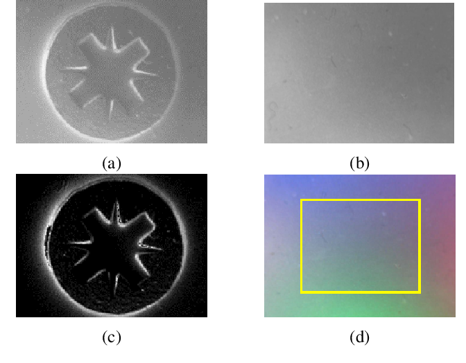Figure 2 for Surface Following using Deep Reinforcement Learning and a GelSightTactile Sensor