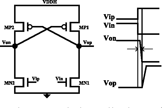 a robust  low power  high speed voltage level shifter with