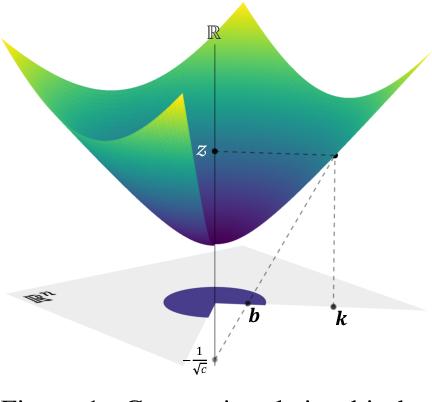 Figure 1 for Hyperbolic Neural Networks++