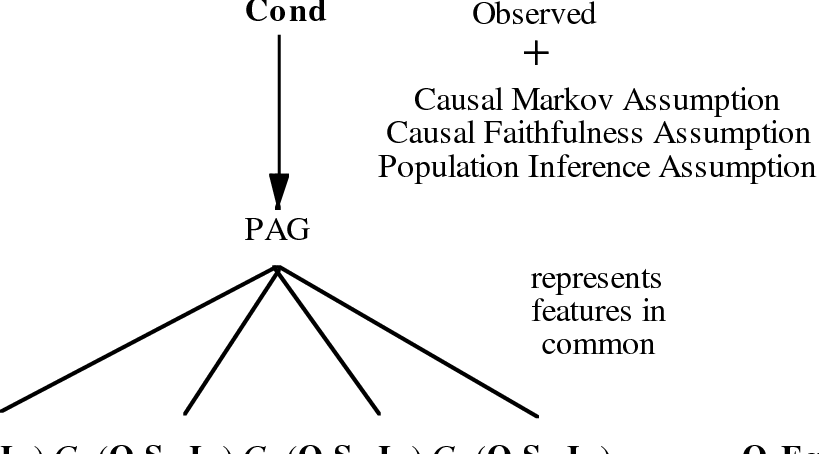 Figure 2 for Causal Inference in the Presence of Latent Variables and Selection Bias