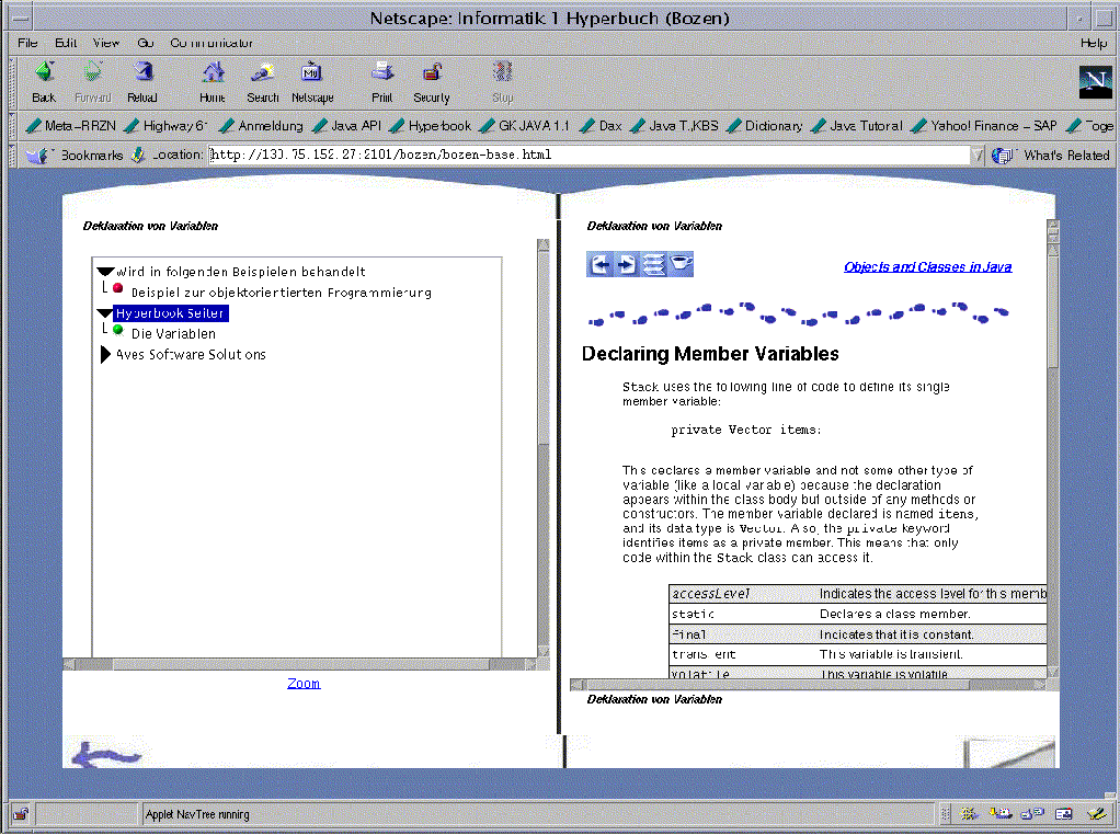 Figure 4 6 from Adaptive hyperbooks: adaptation for project-based