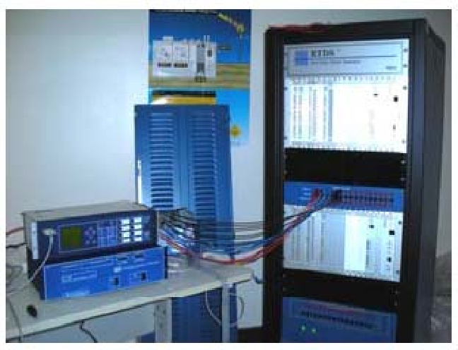 Distributed simulation of power systems using real-time digital ...