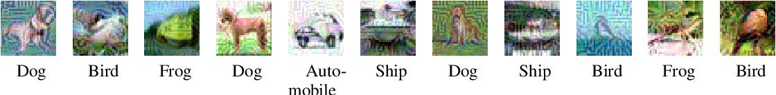 Figure 1 for RANDOM MASK: Towards Robust Convolutional Neural Networks