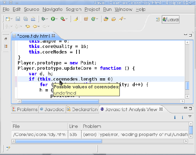 Figure 4 From Modeling The Html Dom And Browser Api In Static
