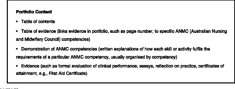 Figure 1 from Nursing students\' appraisal of their professional ...