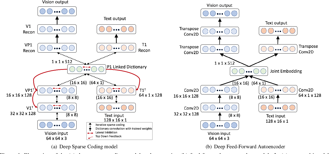 Figure 1 for Deep Sparse Coding for Invariant Multimodal Halle Berry Neurons