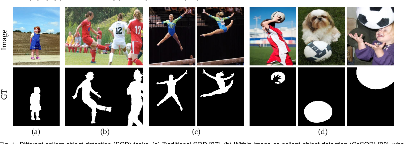 Figure 1 for Re-thinking Co-Salient Object Detection