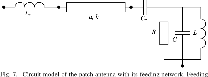 Figure 7 from Analytical Calculation of Impedance Matching for Probe
