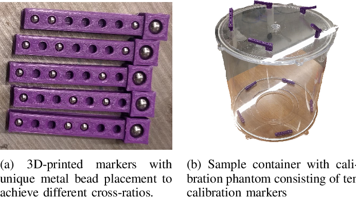 Figure 2 for Disassemblable Fieldwork CT Scanner Using a 3D-printed Calibration Phantom