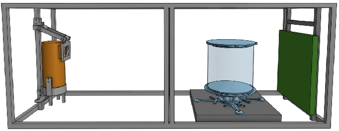 Figure 4 for Disassemblable Fieldwork CT Scanner Using a 3D-printed Calibration Phantom