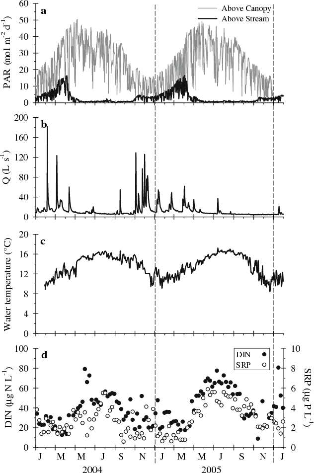 Multiple Scales of Temporal Variability in Ecosystem