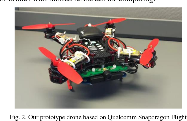 Figure 4 for REDBEE: A Visual-Inertial Drone System for Real-Time Moving Object Detection