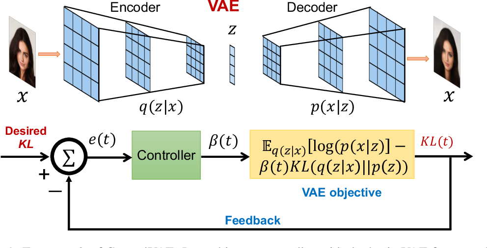 Figure 1 for Controllable Variational Autoencoder