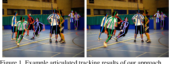 Figure 1 for ArtTrack: Articulated Multi-person Tracking in the Wild