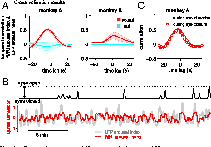 Figure 4 from Tracking brain arousal fluctuations with fMRI ...