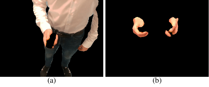 Figure 4 for Object-Independent Human-to-Robot Handovers using Real Time Robotic Vision
