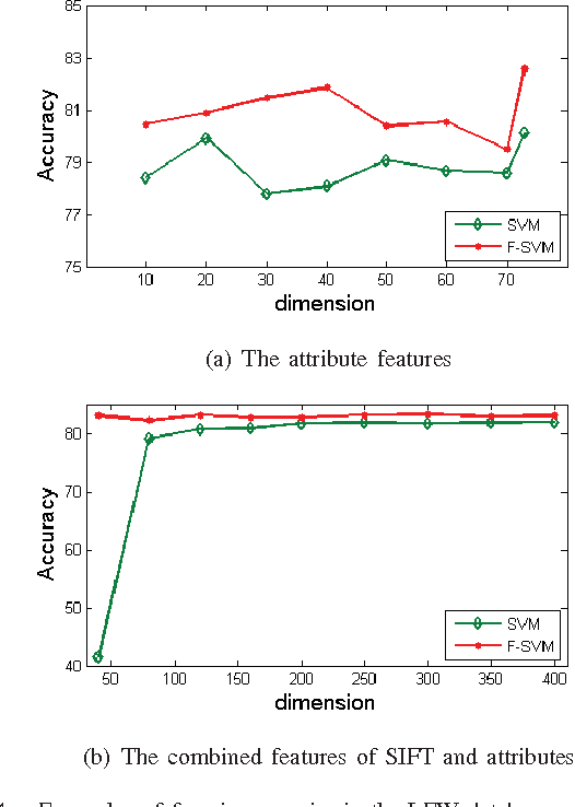Figure 4 for F-SVM: Combination of Feature Transformation and SVM Learning via Convex Relaxation