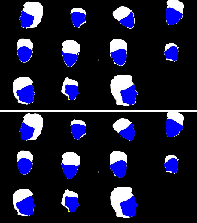 Figure 5 from Model-based 3D face capture with shape-from