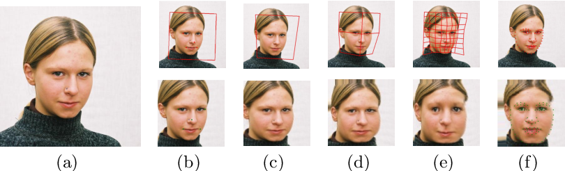 Figure 3 for Balanced Alignment for Face Recognition: A Joint Learning Approach