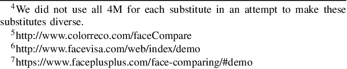 Figure 4 for Query-Free Attacks on Industry-Grade Face Recognition Systems under Resource Constraints