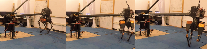 Figure 4 for Using Simulation to Improve Sample-Efficiency of Bayesian Optimization for Bipedal Robots