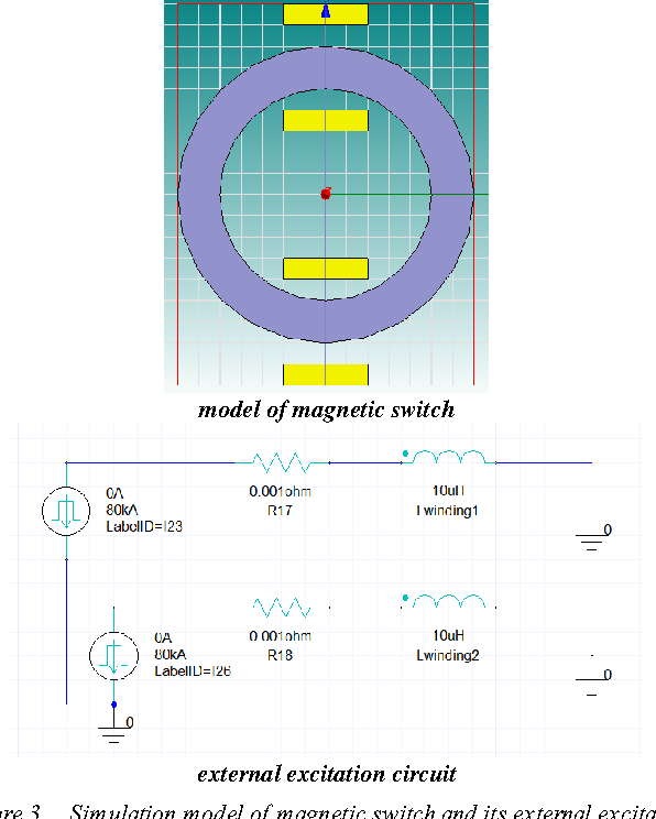 Research And Design Of Multi Sets Of Magnetic Switches Wound On One