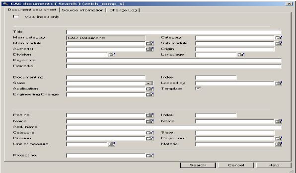 Figure 2 for Proposing LT based Search in PDM Systems for Better Information Retrieval