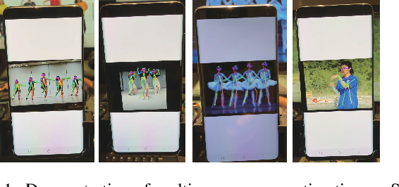 Figure 2 for Towards Fast and Accurate Multi-Person Pose Estimation on Mobile Devices