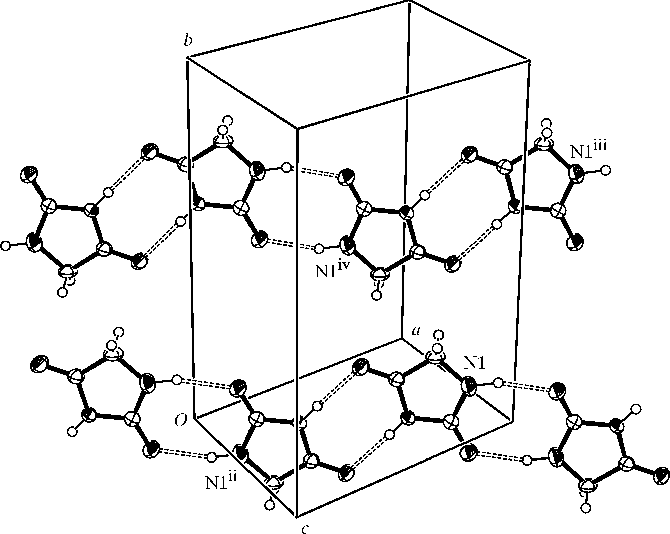Hydantoin And Hydrogen Bonding Patterns In Hydantoin Derivatives
