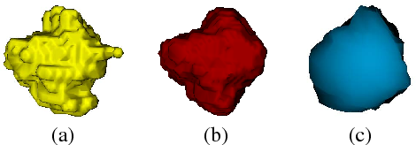 Figure 4 for Deep LOGISMOS: Deep Learning Graph-based 3D Segmentation of Pancreatic Tumors on CT scans