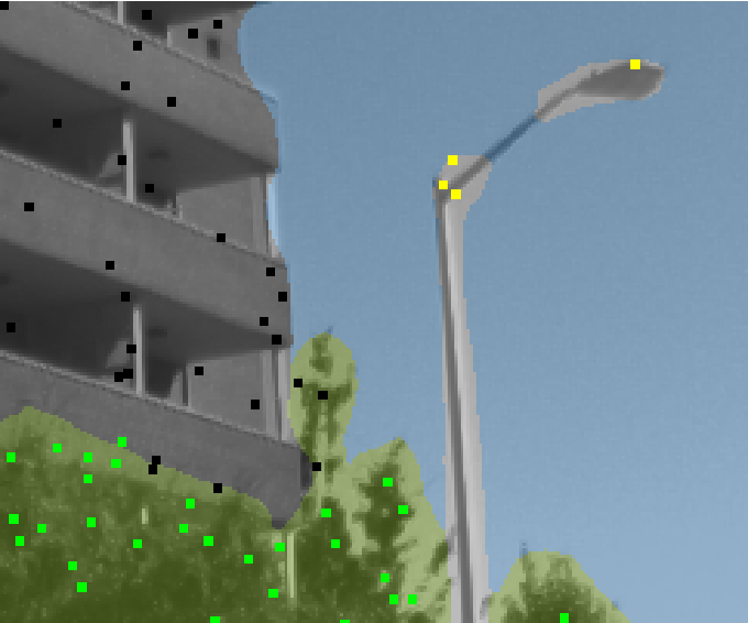 Figure 3 for Long-term Visual Localization using Semantically Segmented Images