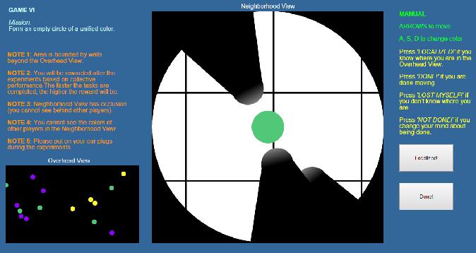 Figure 3 for Multiplayer Games for Learning Multirobot Coordination Algorithms