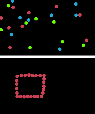 Figure 4 for Multiplayer Games for Learning Multirobot Coordination Algorithms