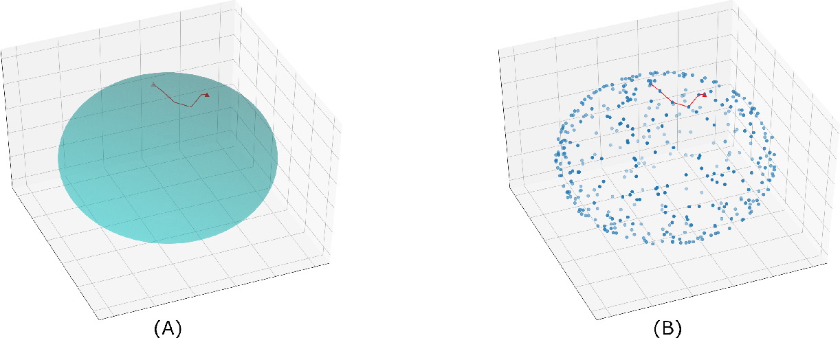 Figure 1 for Approximating the Riemannian Metric from Point Clouds via Manifold Moving Least Squares