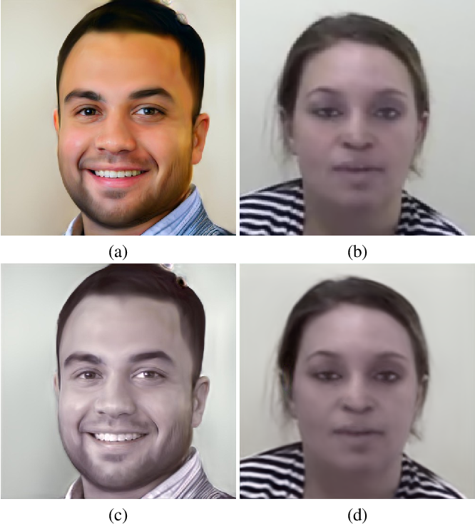 Figure 1 for One-Shot Domain Adaptation For Face Generation