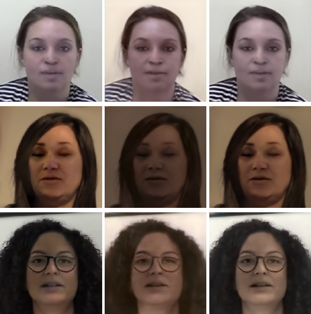 Figure 3 for One-Shot Domain Adaptation For Face Generation