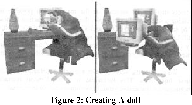 Voodoo dolls: seamless interaction at multiple scales in virtual