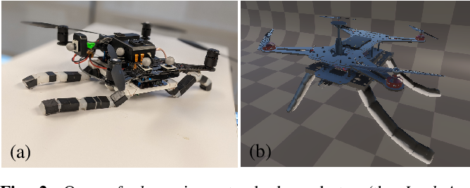 """Figure 2 for Dynamic Grasping with a """"Soft"""" Drone: From Theory to Practice"""