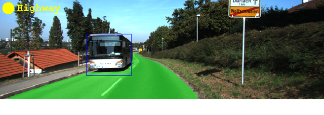 Figure 1 for MultiNet: Real-time Joint Semantic Reasoning for Autonomous Driving