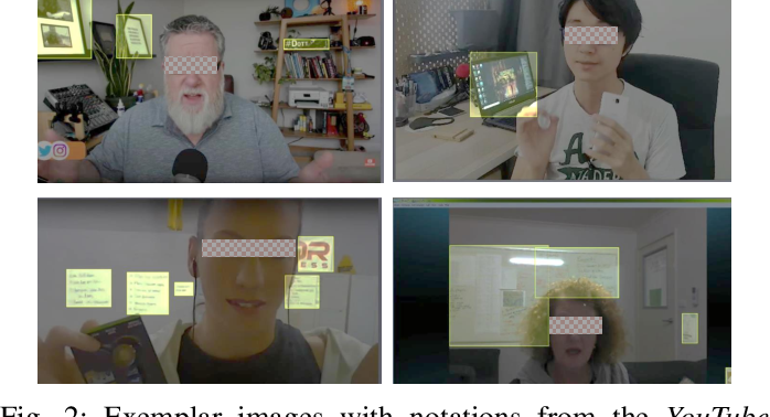 Figure 2 for Deep Learning Approach Protecting Privacy in Camera-Based Critical Applications