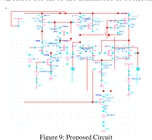 Figure 9: Proposed Circuit