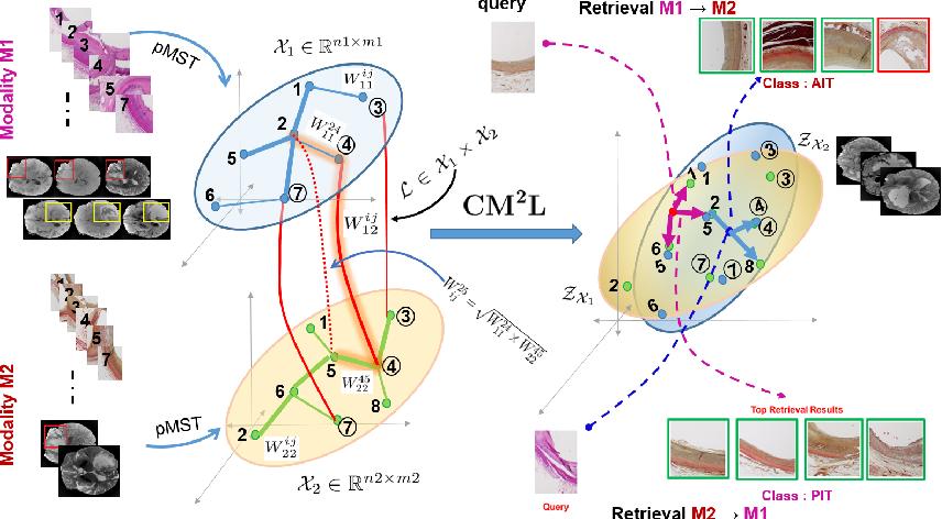 Figure 1 for Cross-Modal Manifold Learning for Cross-modal Retrieval